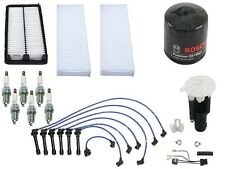 For Honda Accord LX V6 3.0L J30A1 High Quality Tune Up KIT Air Oil Fuel Filter
