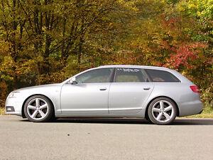 Eibach Sportline passend für Audi A6 4F auch S6 + Avant + Quattro bis -50/40mm
