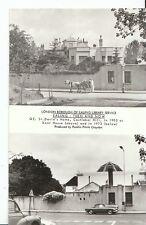 London Postcard - Ealing - Then and Now - St David's Home - Castlebar Hill  U799