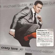 MICHAEL BUBLE - Crazy Love: Hollywood Edition (UK 22 Tk Double CD Album)