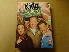 4-DISC DVD BOX / THE KING OF QUEENS - SEIZOEN 2