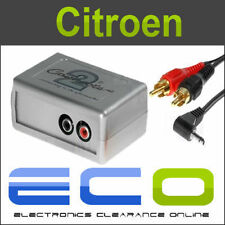 Citroen C2 C3 C4 Up to 06 T1 AUDIO T1-CTVPGX010 OEM Stereo AUX Interface Adaptor