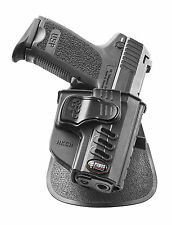Fobus hk2ch paddle holster pistolera h&k USP Compact 9mm,
