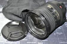Nikon Nikkor vr 18-200mm de zoom-objetivamente, buen estado, 24 m. garantías/distribuidor