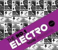 NO.1 ELECTRO ALBUM 3 CD NEU WIDEBOYS/DEADMAU5/MASON/+