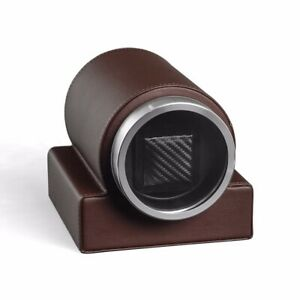 Single Watch Winder Automatic Slient Rotary Multifuntion For  Mechanical Watches