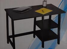 Office Max Donovan Collection Student Desk BLACK / PICK UP IN BRIDGEPORT, MI