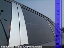 GTG 1999 - 2006 Volvo S80 4PC Chrome Stainless Steel Pillars Posts