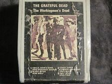 "THE GRATEFUL DEAD  ""  THE WORKINGMAN'S DEAD"" 8 TRACK TAPE"