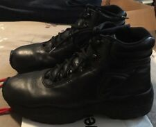 Mens Size 8 M Black Converse high top work shoes