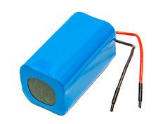 7.4V 7000mAh 2S2P Li Ion Battery Pack PCB protected Panasonic Cells 8A PCB
