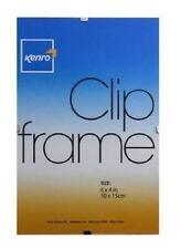 Clip Frame/Frameless