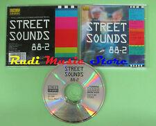 CD STREET SOUNDS 88-2 compilation 1988 KRAZE JEWEL T FUNKY GINGER (C17*)no mc lp
