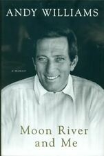 Signed Andy Williams Moon River And Me First Edition 2009 Autobiography