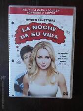 DVD LA NOCHE DE SU VIDA - EDICIÓN DE ALQUILER