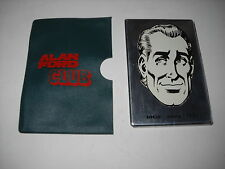ALAN FORD CLUB EDITORIALE CORNO CUSTODIA VERDE + RUBRICA MAGNUS 1981 GADGET !!
