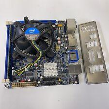Intel DH57JG Desktop Motherboard E70930 w/ Intel i5-650, Heatsink, & I/O Shield