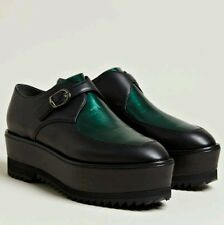 bnwb Damir Doma Falka platform shoes.black.uk 5/38. £565