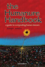 NEW The Humanure Handbook: A Guide to Composting Human Manure, Third Edition