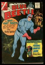 Blue Beetle #53 1965-Charlton Comics-Praying Mantis Man Fn+
