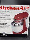 KitchenAid KICA0WH 8qt. Ice Cream Maker Attachment photo