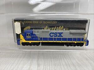 Bachmann Sprectrum N Gauge Locomotive CSX