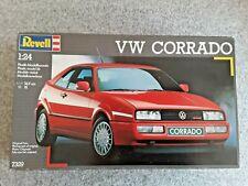 REVELL  VOLKSWAGEN CORRADO  G60  **RARE**  1/24 MODEL KIT  VW ** SUPERB **