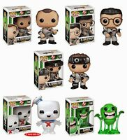 GHOSTBUSTERS -  POP FIGURE 5 DESIGNS TO CHOOSE FROM - FUNKO SLIMER, STAYPUFT
