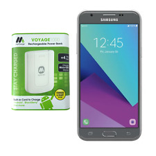 Samsung Galaxy J3 Emerge 16GB LTE for Virgin Mobile with Power Bank - New