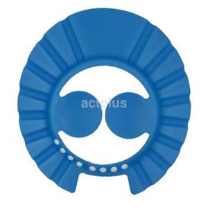 New Adjustable Baby Kids Shampoo Bath Bathing Shower Cap Hat Wash Hair Shield US