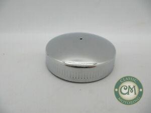 Chrome Rocker Cover Oil Filler Cap - Austin Healey Sprite MG Midget Morris Minor