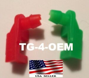 CHEVY GMC Silverado 1500 Tailgate Rod Clips 1999-2009  Also Fit's doors TG-4-OEM