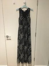 Jeanswest maxi dress fully lined size 8 worn once as new condition