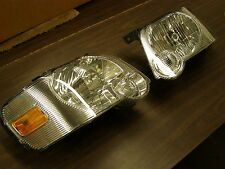 NOS OEM Ford 2006 - 2010 Explorer Headlights Pair Headlamps 2007 2008 2009