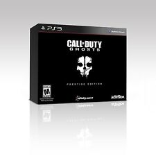 New Call of Duty: COD Ghosts Prestige Edition Game Bundle Sony PlayStation 3 PS3