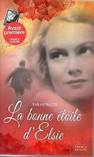 El bien estrella de Elsie.Sarah McCOY.France loisirs M008