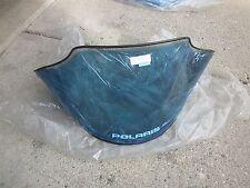 "Polaris edge checkered 17.5"" windshield new 2872562"