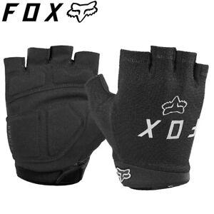 Fox Ranger Gel Short Gloves 2020 - Black