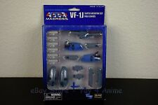 Gundam Macross Robotech VF-1J Super Weapon Set Toynami Anime Mecha Valkyrie Gun