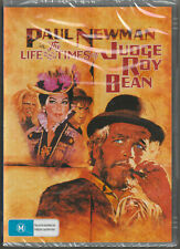 The Life and Times of Judge Roy Bean DVD Paul Newman Australia