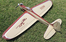 """Model Airplane Plans (Uc): Midwest Panther 52"""" Stunt for .19-.35 (Hi Johnson)"""