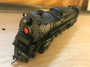 BLI Broadway Limited 026 HO - PRR J1 Unlettered (DC/DCC/Sound) - Perfect