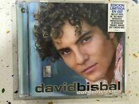 DAVID BISBAL CD CORAZON LATINO MADE IN CHILE VALE MUSIC MUY RARO SOLO EL CD !!