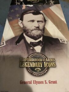 2004 Sideshow Brotherhood of Arms Legendary Icons General Ulysses S Grant