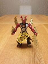 "Power Rangers Dino Super Charge 5"" Villain Fury Action Figure , VGC"