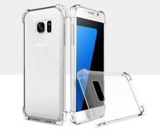 Samsung Galaxy S7 Edge Case Cover Skin Shockproof Protective Thin Soft Gel Clear