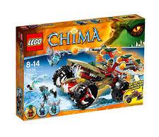 LEGO Legends of Chima Craggers Feuer-Striker (70135)