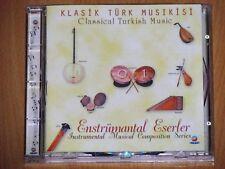 Klasik Türk Musikisi - Classical Turkish Music Enstrumental Eserler Instrumental