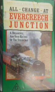 Somerset & Dorset Railway All change at Evercreech Junction VHS Tape