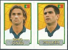 MERLIN EUROPE 2000- #060-A-B-PORTUGAL-JOAO PINTO / PAULETA